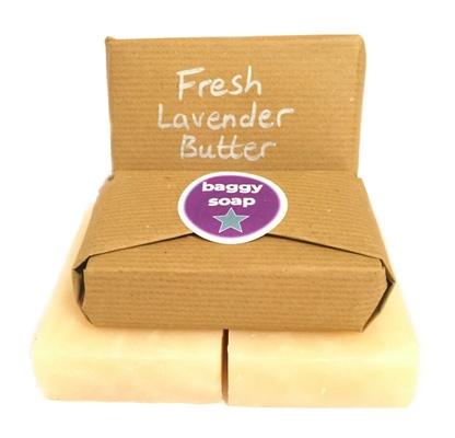 Fresh Lavender Butter