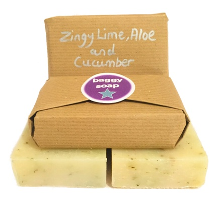Zingy Lime, Aloe and Cucumber