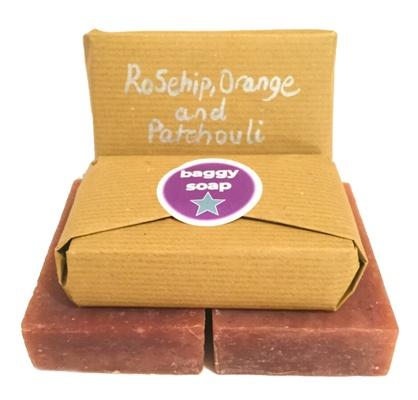Rosehip, Orange and Patchouli